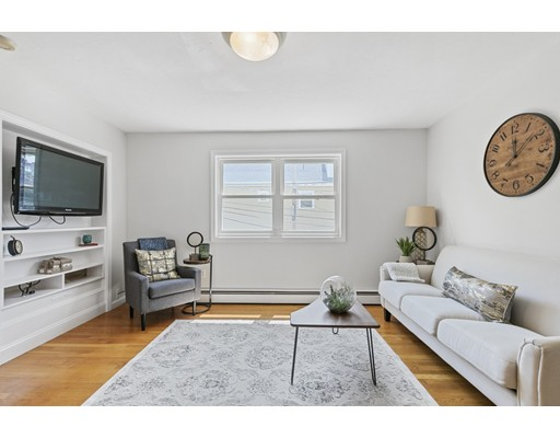 Picture 1 of 480 Medford St Unit 3 Somerville Ma  1 Bedroom Condo#