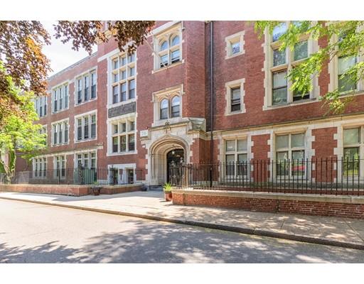 Picture 1 of 76 Elm St Unit 217 Boston Ma  1 Bedroom Condo#