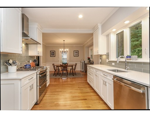 Picture 11 of 36 Morse Ave  Dedham Ma 4 Bedroom Single Family