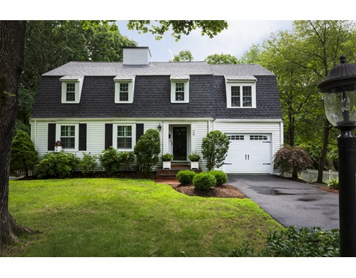 Picture 1 of 29 Brookfield Rd  Wellesley Ma  4 Bedroom Single Family#