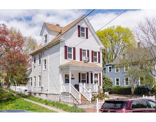 Picture 2 of 174 Sycamore St  Boston Ma 5 Bedroom Single Family
