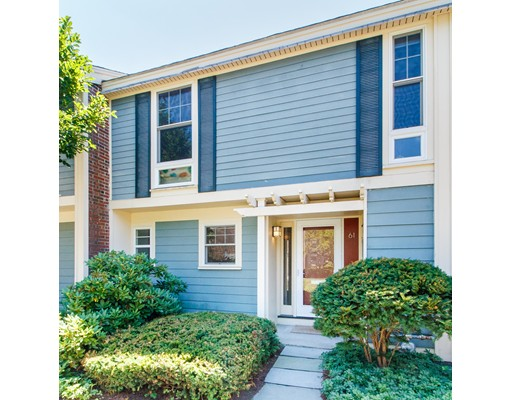 Picture 1 of 11 Oak St Unit 61 Wellesley Ma  2 Bedroom Condo#