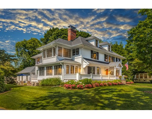 Winthrop Road, Lexington, MA 02421