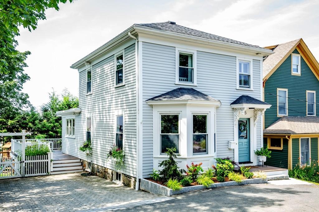 5 Elm Place, Marblehead, Massachusetts