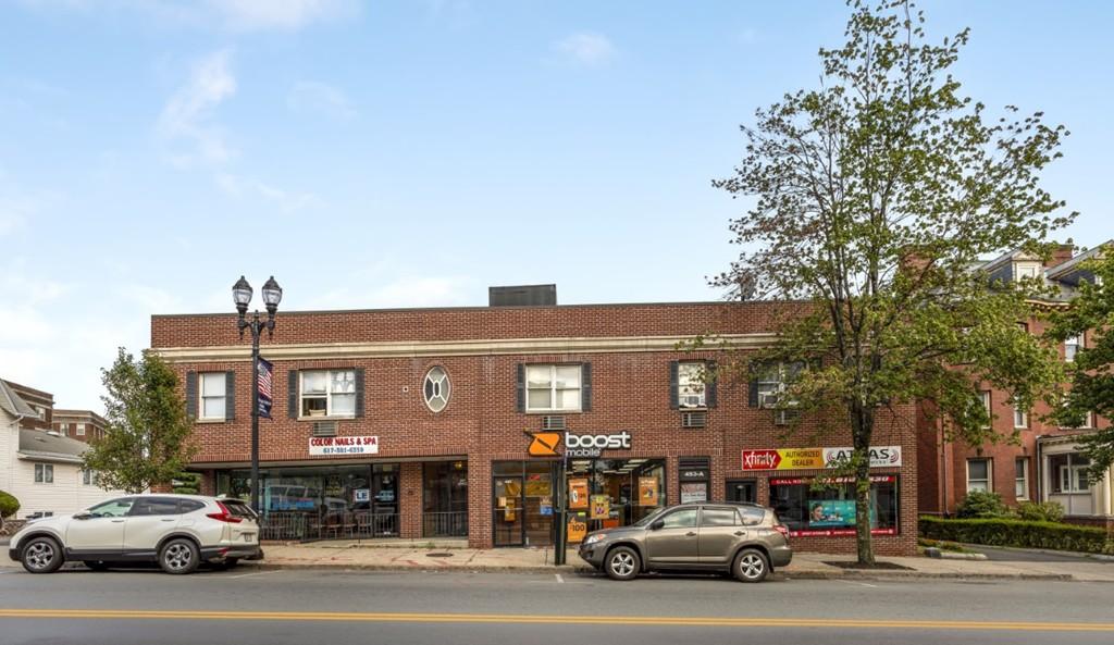 497 Broadway Unit B, Everett, Massachusetts