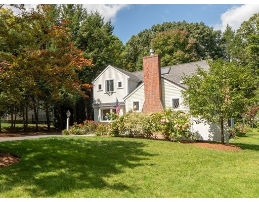Picture 1 of 71 Fuller Brook  Rd  Wellesley Ma  4 Bedroom Single Family#