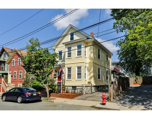Picture 1 of 34 Line St  Somerville Ma  6 Bedroom Multi-family