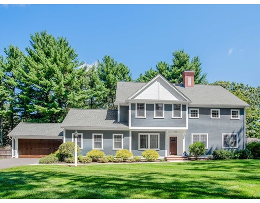 Picture 1 of 122 Crescent Rd  Concord Ma  5 Bedroom Single Family