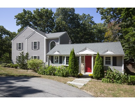 Picture 1 of 46 Cedar Crest Rd  Wayland Ma  4 Bedroom Single Family#