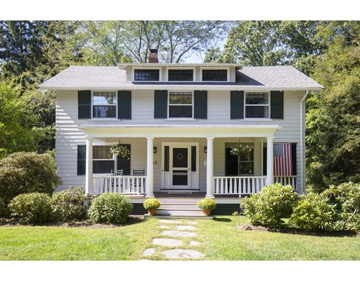 Picture 1 of 65 Cochituate Rd  Wayland Ma  4 Bedroom Single Family#