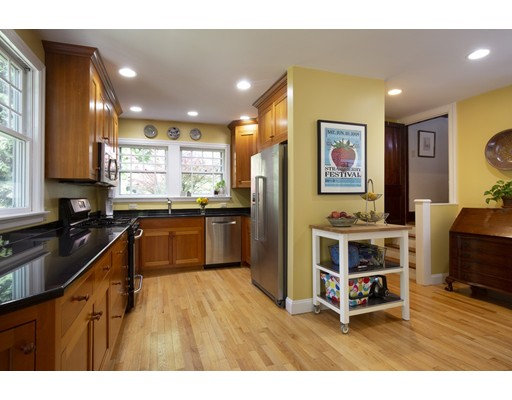 Picture 4 of 65 Cochituate Rd  Wayland Ma 4 Bedroom Single Family