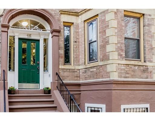 Saint George Street, Boston, MA 02118