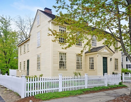 Picture 1 of 69 Walden St  Concord Ma  4 Bedroom Single Family#