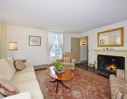 Picture 4 of 69 Walden St  Concord Ma 4 Bedroom Single Family