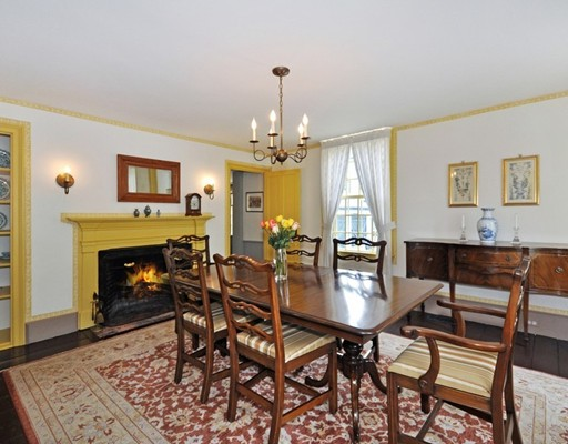 Picture 5 of 69 Walden St  Concord Ma 4 Bedroom Single Family