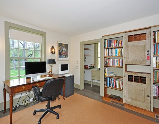 Picture 11 of 69 Walden St  Concord Ma 4 Bedroom Single Family