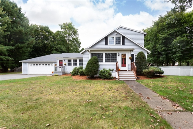 Picture 1 of 101 W Plain St  Wayland Ma  4 Bedroom Single Family#
