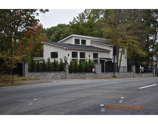 Hammond St, Brookline, MA 02467