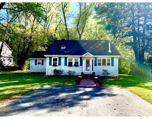 Picture 1 of 207 Boston Post Rd  Wayland Ma  3 Bedroom Single Family