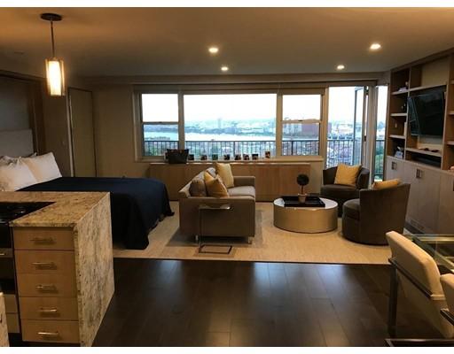 151 Tremont furnish #24K Floor 24
