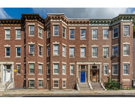 Holworthy, Boston, MA 02121