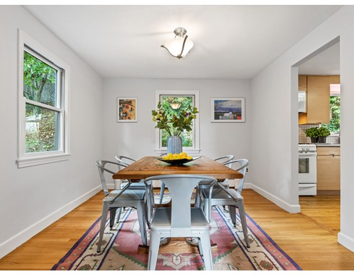 Picture 6 of 3 Louders Lane  Boston Ma 4 Bedroom Single Family