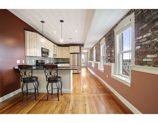 Picture 1 of 314-A Bunker Hill St Unit 3 Boston Ma  2 Bedroom Condo#