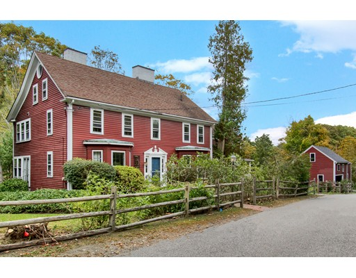 Picture 1 of 49 Crescent St  Weston Ma  5 Bedroom Single Family#