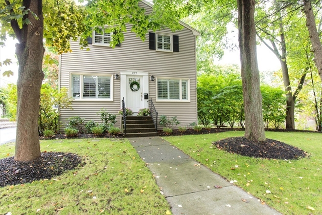 Picture 1 of 277 Weston Rd  Wellesley Ma  3 Bedroom Single Family#