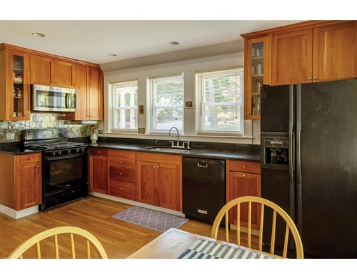 Picture 4 of 1 Barnes Rd  Newton Ma 3 Bedroom Single Family