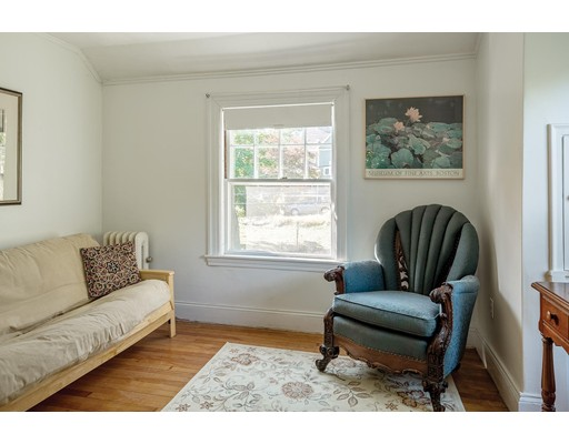 Picture 6 of 1 Barnes Rd  Newton Ma 3 Bedroom Single Family