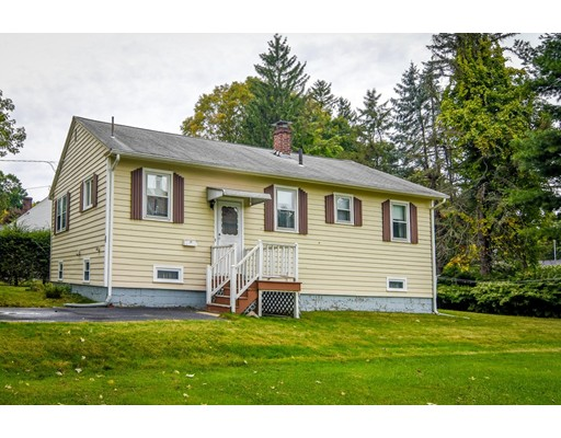 Picture 1 of 3 Valley Rd  Natick Ma  3 Bedroom Single Family#