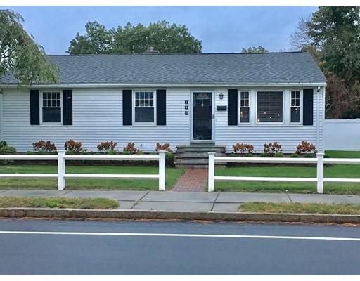 Picture 2 of 148 Lexington St  Newton Ma 3 Bedroom Single Family