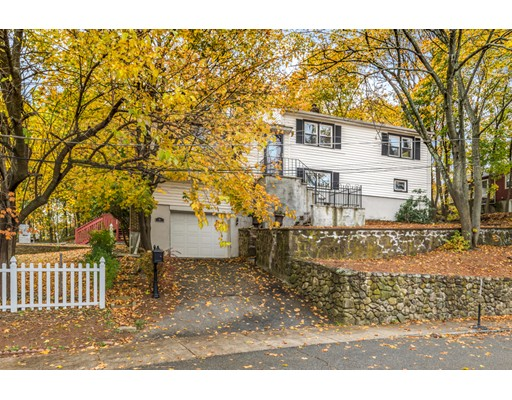 Picture 3 of 6 Irving St  Stoneham Ma 4 Bedroom Single Family