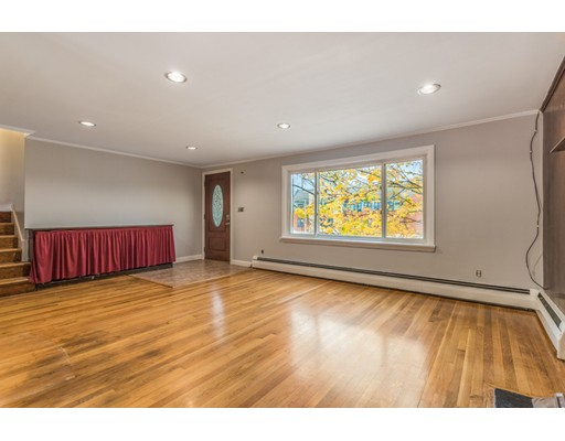 Picture 4 of 6 Irving St  Stoneham Ma 4 Bedroom Single Family