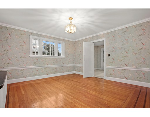 Picture 11 of 302 School St  Belmont Ma 3 Bedroom Single Family