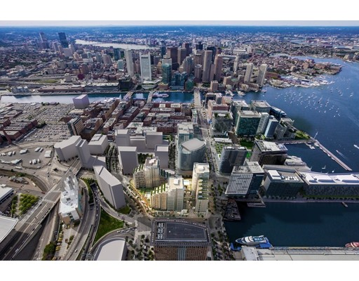 Picture 5 of 135 Seaport Blvd Unit 1005 Boston Ma 2 Bedroom Condo