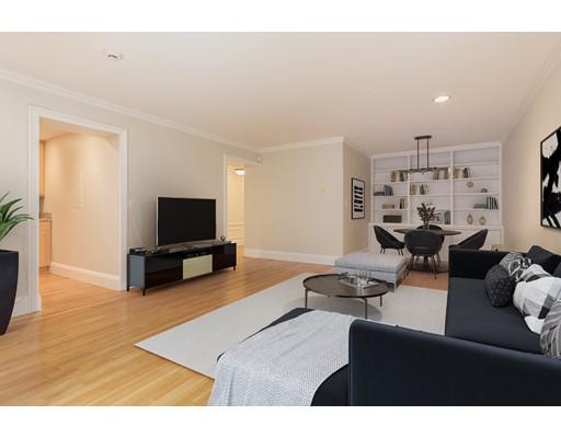 Picture 2 of 42 W Newton St Unit B2 Boston Ma 2 Bedroom Condo