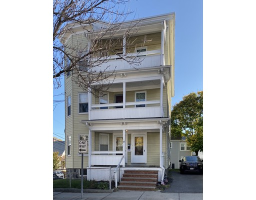Picture 1 of 165 Walnut St Unit 2 Somerville Ma  2 Bedroom Condo#