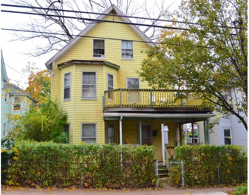 Picture 1 of 190-192 Morrison Ave  Somerville Ma  6 Bedroom Multi-family#