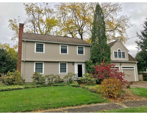 Picture 1 of 20 Whiting Way  Needham Ma  4 Bedroom Single Family#