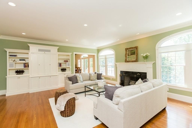 Picture 4 of 126 Albion Rd  Wellesley Ma 5 Bedroom Rental