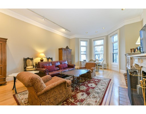 86 Commonwealth Ave #1F