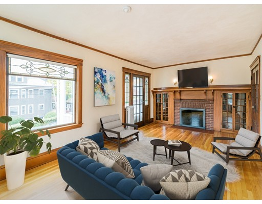 Picture 2 of 151 Maplewood St  Watertown Ma 7 Bedroom Multi-family