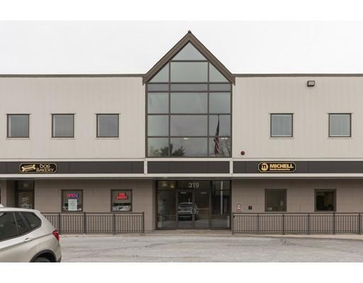 319 Newburyport Tpke, 208 & 209 - Rowley, MA