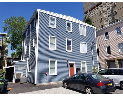 Second Street, Cambridge, MA 02141