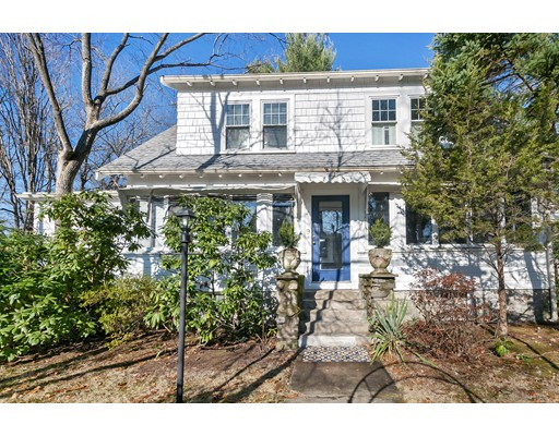 Picture 1 of 9 Connecticut Ave  Natick Ma  4 Bedroom Single Family#