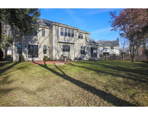 Picture 13 of 8 Beresford Rd  Brookline Ma 5 Bedroom Single Family