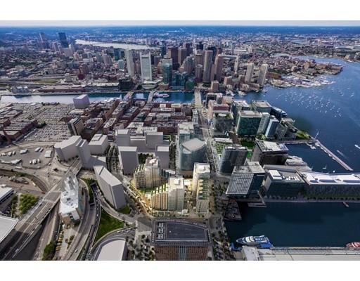 Picture 11 of 133 Seaport Blvd Unit 1708 Boston Ma 2 Bedroom Condo