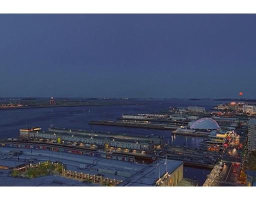Picture 2 of 133 Seaport Blvd Unit Ph 1b Boston Ma 3 Bedroom Condo